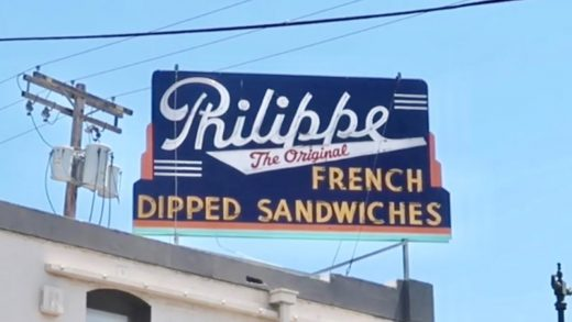 Philippe The Original French Dipped Sandwiches - Southern California Food Review / Downtown LA