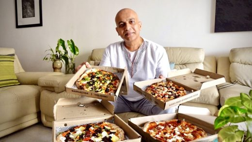 Pizzas At Home From THE Popular PIZZA BAKERY | Popo's Veggie Delight, Chicken Pizzaiolo & More