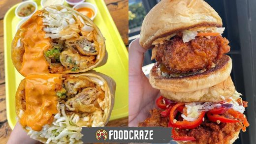 SO YUMMY   AMAZING SATISFYING FOOD VIDEOS   AWESOME TASTY STREET FOOD COMPILATION