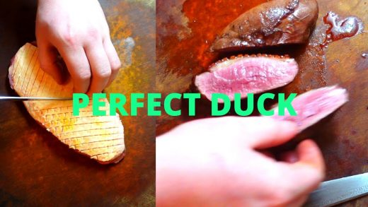 #Shorts Perfectly Cooked Duck! #Duck #Scoring #foodvideo #food #foodporn #foodie #foodphotography