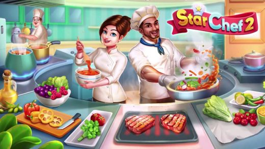 Star Chef 2: Explore your Love for Cooking