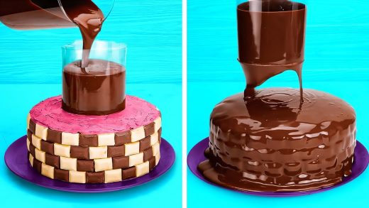 Sweet Dessert Ideas And Chocolate Food Recipes That Will Melt In Your Mouth