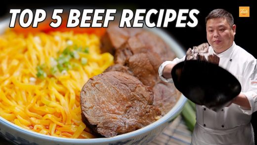 TOP 5 Beef Recipes From Chef John l How to Cook Beef Perfectly Every Time