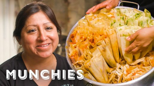 The $1 Tamale Queen of New York | Street Food Icons