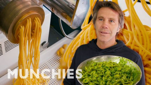 The Actual Pasta Prince of LA | Street Food Icons