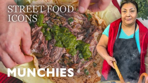 The Barbacoa Queen of Los Angeles | Street Food Icons