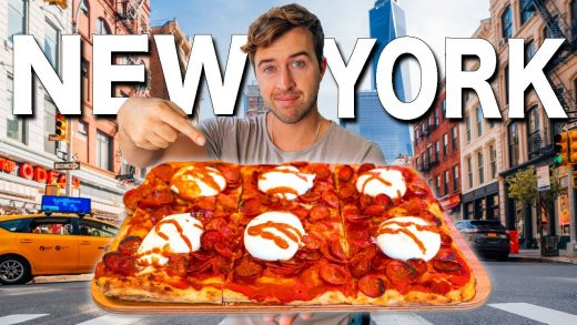 The Best PIZZA Slice in NYC You MUST Try Before You Die