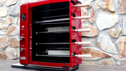 The Best Rotisserie Grill Ever