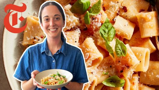 The Easiest Summer Tomato Pasta   Ali Slagle   NYT Cooking
