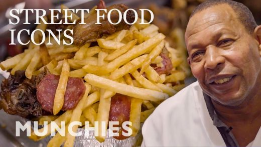 The French Fry King Of Rio de Janeiro | Street Food Icons