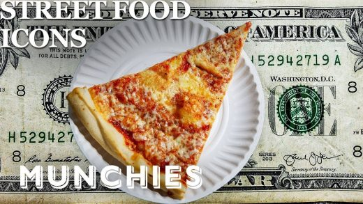 The Iconic $1 Pizza Slice of NYC | Street Food Icons