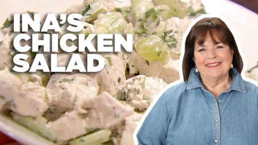 The Perfect Chicken Salad Recipe with Ina Garten   Barefoot Contessa   Food Network