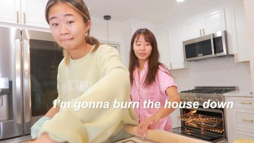 Trying To Cook Alone For The First Time
