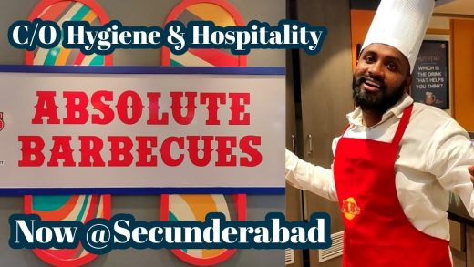 Unlimited Non Veg Buffet || AB's Secunderabad Branch|| Barbecues || Grill || Hyderabad Food Walks ||