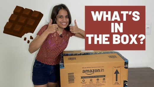 What's in the box ? | My absolute favourite dessert | huge unboxing #tryit #foodreview #food