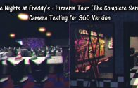 FOODporn.pl Five Nights at Freddy's 1 Pizzeria Tour (The Complete Series) – Camera Testing For 360 Version