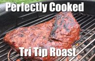 FOODporn.pl How to Perfectly Cook a Tri Tip Roast on a BBQ Grill | Reverse Sear Method
