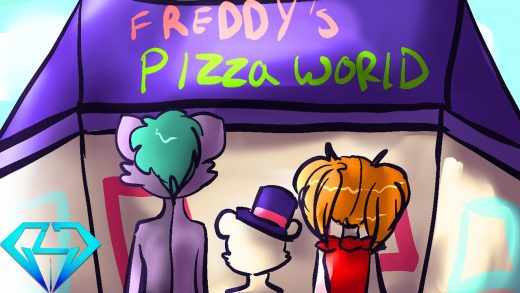 Minecraft FNAF: Moving Into Freddy's Pizza world? (Minecraft Roleplay)