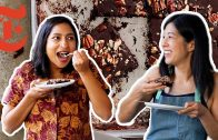 FOODporn.pl Texas Sheet Cake With Priya and Genevieve | NYT Cooking