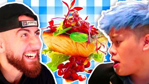 Who Can Cook The FANCIEST Meal?! *TEAM ALBOE CHOPPED COOK OFF CHALLENGE*