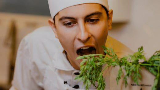 Cal A. Bungah Teaches the Art of Plant-Based Cooking