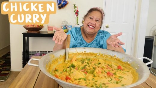 Chicken Curry Recipe   Home Cooking (& Talking) With Mama LuLu
