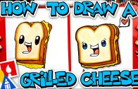 FOODporn.pl How To Draw A Funny Grilled Cheese Sandwich