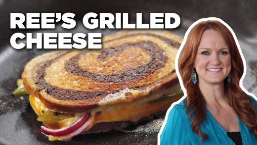 How to Make Ree's Best Grilled Cheese Ever | Food Network